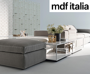 Sofá Grafo | MDF Italia